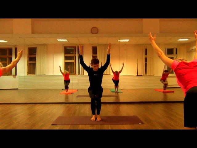 4 Андрей Скопин Balance Yoga (Beginer) Short