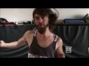 Talking Dead Tom Payne's fight training