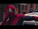 Человек-паук против Носорога. Погоня часть 1. Новый Человек-паук: Высокое напряжение.