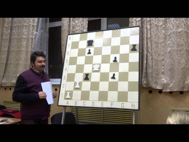 Шахматные задачи. Орешки от гроссмейстера Чернышова Константина Валерьевича