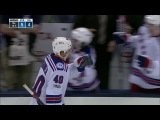 Gotta See It Grabner scores with 16 seconds left to cap Rangers incredible comeback