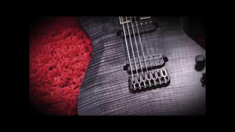 2017 Schecter Keith Merrow Signature Guitar- KM7 MKII (Black Pearl)