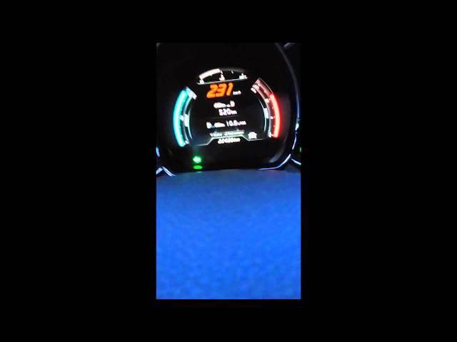 Kia Pro Ceed GT 250kmh no Tuning 204hp