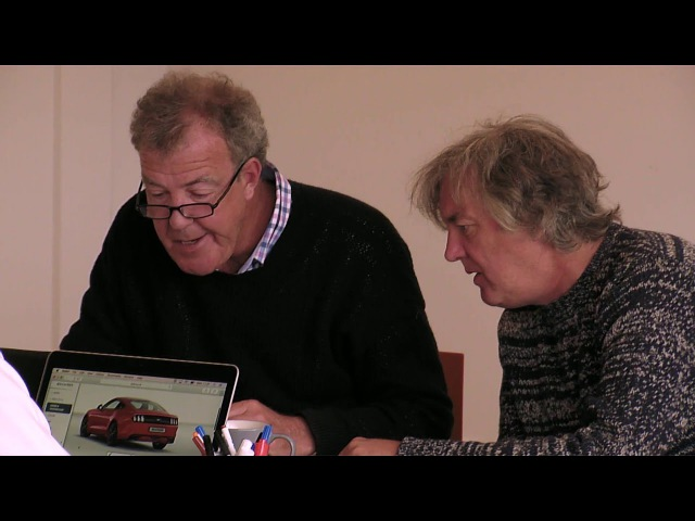 Clarkson, Hammond May Still Cant Decide on a Name for Their New Show | Prime Video
