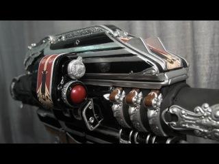 A Look at Destiny's Iron Gjallarhorn Replica from McFarlane Toys - Toy Fair 2017