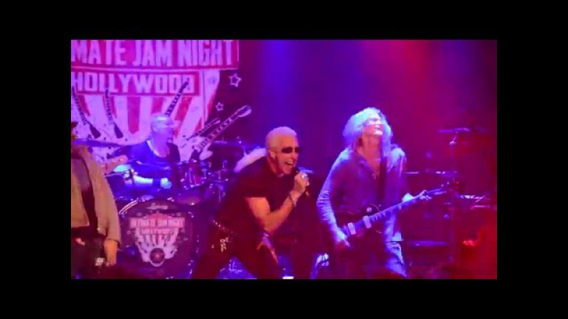Dee Snider - Highway To Hell at Whisky A Go Go