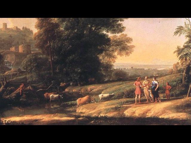 Клод Лоррен. Сказки картинной галереи.