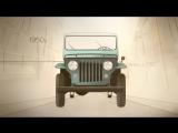 Эволюция Jeep