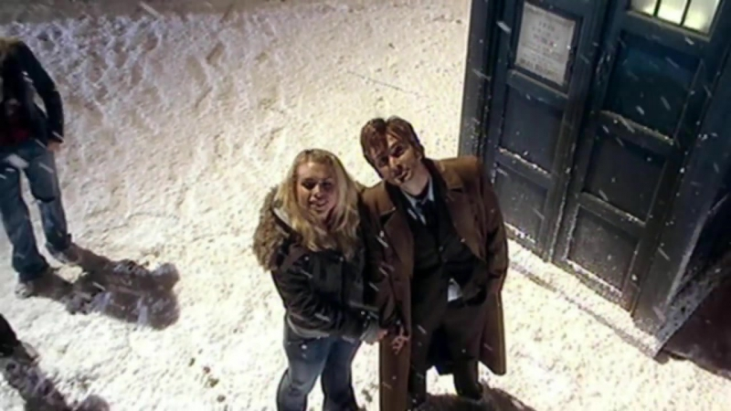 Merry Doctor Who Christmas One All