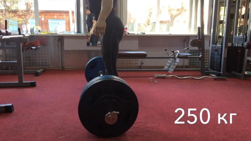 ГАРЛЕМ • ФИТНЕС КЛУБ | 12.10.16 тренировка становой тяги Пётра Белоусова