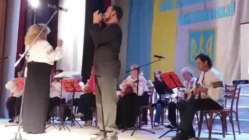 Вчительський оркестр народних інструментів