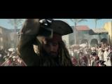 Пираты Карибского моря 5: Мертвецы не рассказывают. Трейлер 3