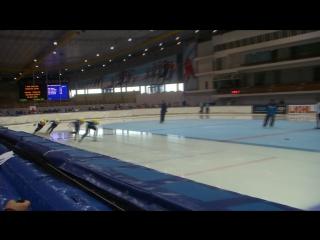 Д.Ср.500 м четверть финал 1