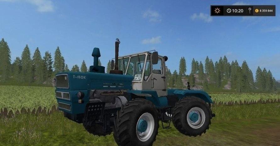 Трактор FS17 ХТЗ Т-150К