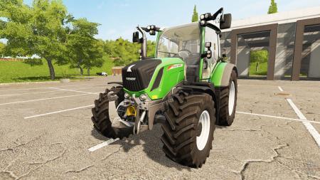 Трактор FENDT 310 VARIO