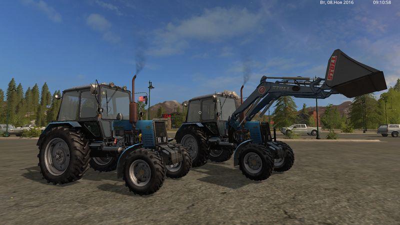 Трактор МТЗ MTZ 1025