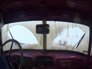 Автокросс Рязань 19.02.17 Финал ЗиЛ-130 Игорь Астахов №21