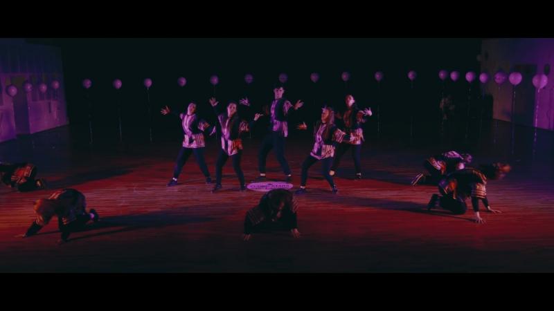 20. Flying Stars - Etno-Afro (Street Dance, продолжающая группа Солдак Елены)