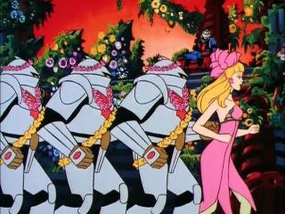 Непобедимая принцесса Ши-Ра - Цветы для Хорда