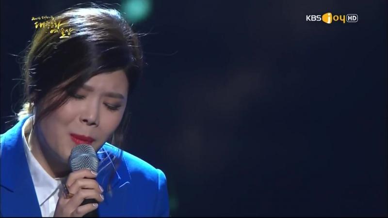 141124 대중문화예술상 Lyn 린 My Destiny 별에서 온 그대 OST