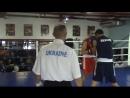 69 кг  Господинов Степан - Лим Артём  ,Чемпионат г. Мариуполя по боксу