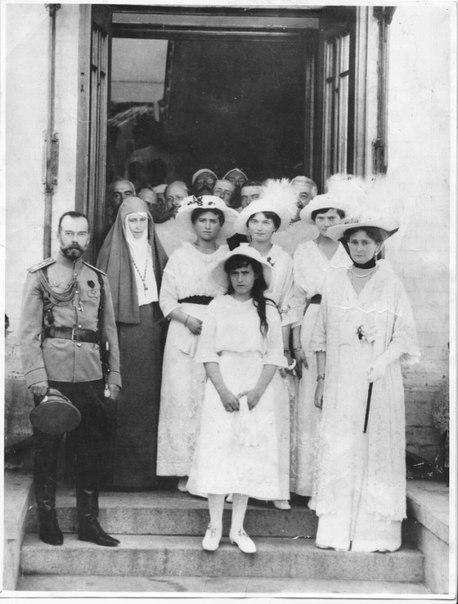 Благотворительность Николая II