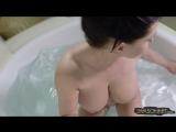 Ewa Sonnet First Nude Bath ( milf milk wet pussy big tits busty suck blowjob brazzers kink porn anal мамка модель сосет )