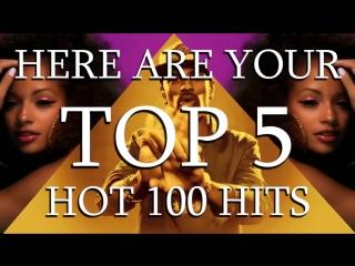 Big Sean with His Top 5 Billbaord Hot 100 Hits