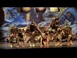 Масштабне 3D-шоу «Вартові Мрій»
