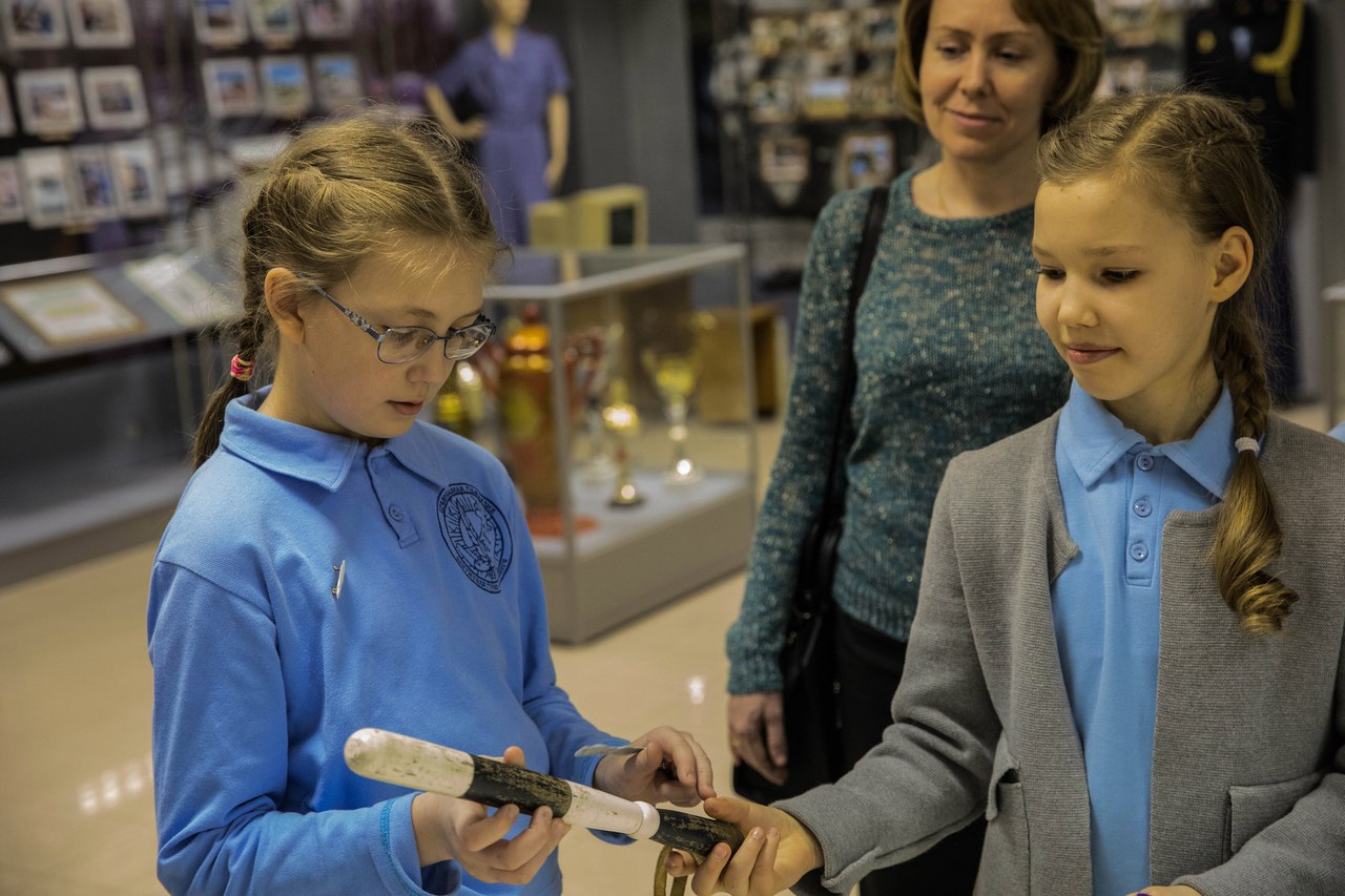 Гимназисты посетили музей ГИБДД