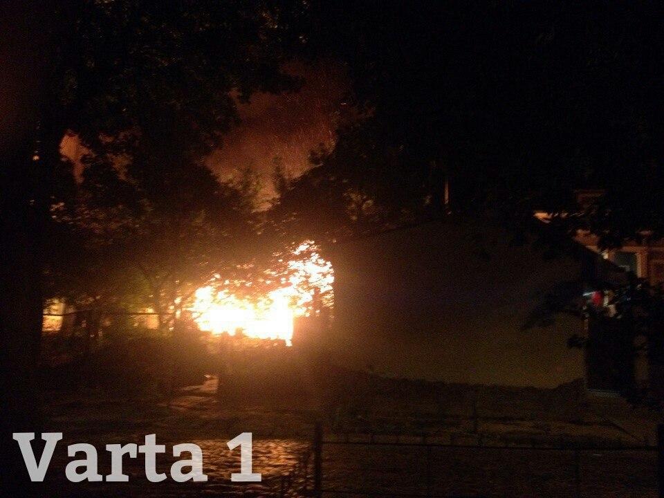 ВоЛьвове вдоме взорвался газ, есть погибшие