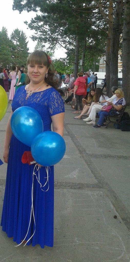 Ангелина Коваленко, Комсомольск-на-Амуре - фото №4