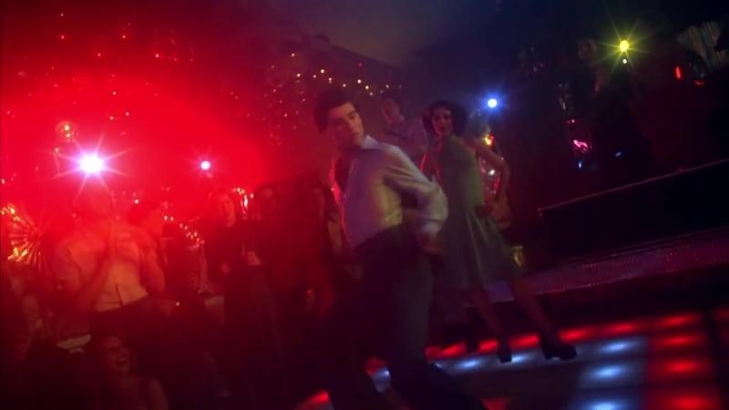 Лихорадка Субботнего Вечера | Saturday Night Fever (1977) Танец Траволты (Тони Манеро) | Bee Gees - You Should Be Dancing