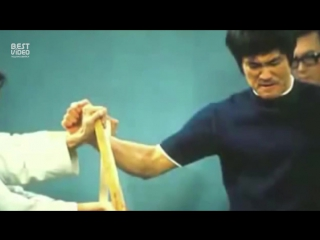 Легендарный удар Брюса Ли