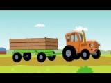Едет трактор - WOT версия.