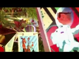 Заставка новогоднего телешоу 31 декабря (Первый канал, )