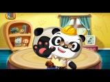 Умелец Dr. PandaDr Panda's Handyman.Строим.Чиним.Склеиваем развивающий мультик -игра