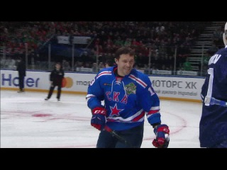 Pavel Datsyuk classics at 2017 KHL ASG