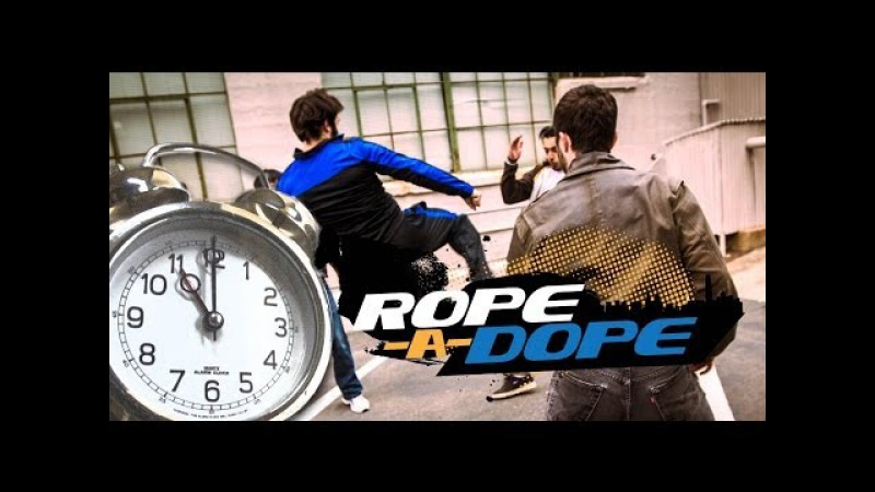 Groundhog Day Battle - Rope A Dope - Wake, Fight, Repeat