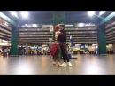 "Wojtek & Federica - URBAN KIZ at Milano airport - Kaysha ""Don't worry bout it"""