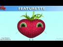 Cloudy With A Chance Of Meatballs 2 - Foodimals Animation Featurette