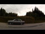 BMW 325ix E30 M50 turbo 4wd launch outside view