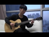 (Hisaishi Joe) Sen To Chihiro Spirited Away  Inochi No Namae - Sungha Jung