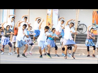 Danga maari Oodhari anegan Dhanush tollywood Dance cover by DFS
