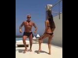 Лучший вариант клипа от Gianluca Vacchi для Jennifer Lopez - Ain't Your Mama (Amice Remix)