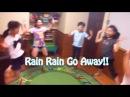 Rain Rain Go Away!! - Preschool Songs For Kids - ELF Learning