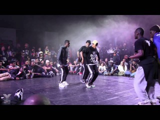 Young Battle 2015 - Finale 3vs3 - Sarcellite Junior VS Mini Justiciers - Karism