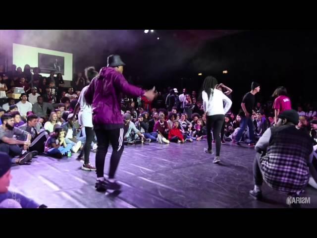 Young Battle 2015 - 1/4 Finale 3vs3 - Team Bear Land VS Yudat School VS Watchess - Karism