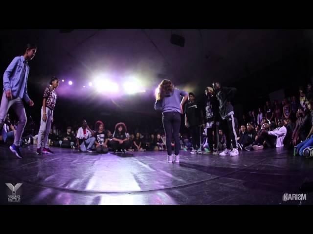 Young Battle 2015 - 1/4 Finale 3vs3 - Ultime Kids VS Mini Justiciers VS Razmo Crew - Karism