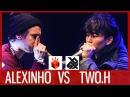ALEXINHO vs TWO.H | Grand Beatbox SHOWCASE Battle 2017 | 1/4 Final